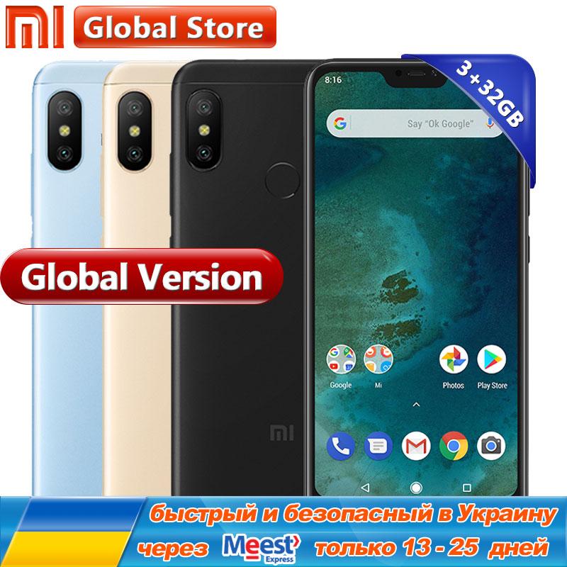 Global Version Xiaomi Mi A2 Lite 32GB ROM 3GB RAM
