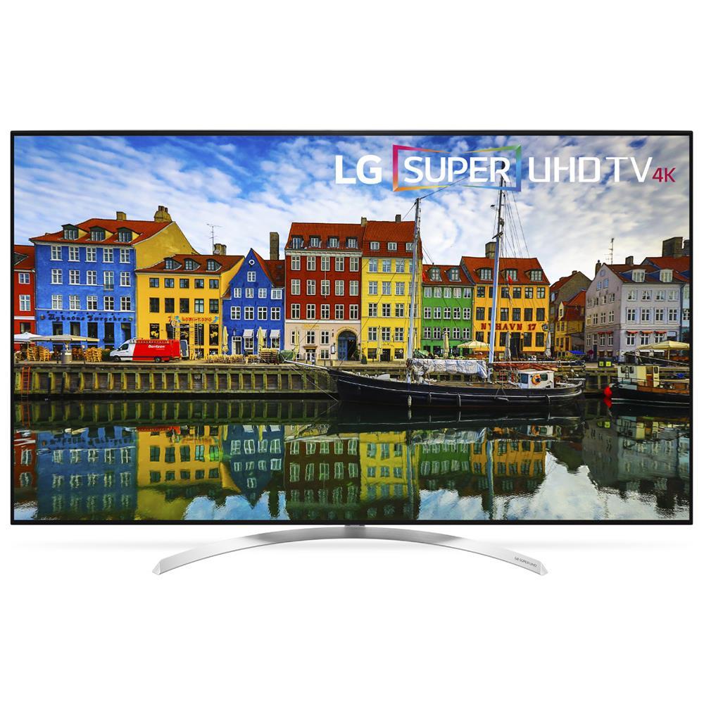 LG 4K Ultra HD TV 65SJ850V voor €899 (normaal €1.399) BCC