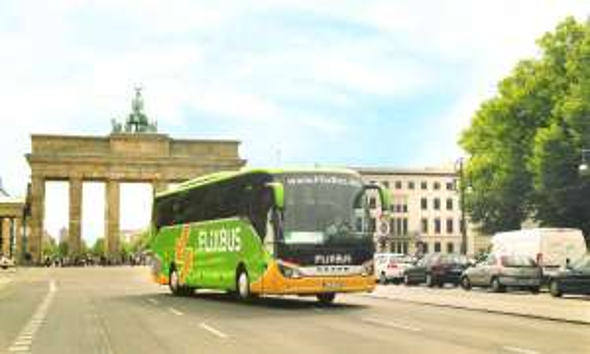 Reis Met Flixbus (Alle Bestemmingen) @ Groupon