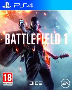Battlefield 1 (PS4) voor €4,99 @ PSN