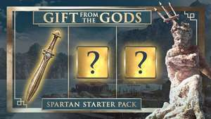 Assassin's Creed: Odyssey Gratis DLC - Spartan Starter Pack