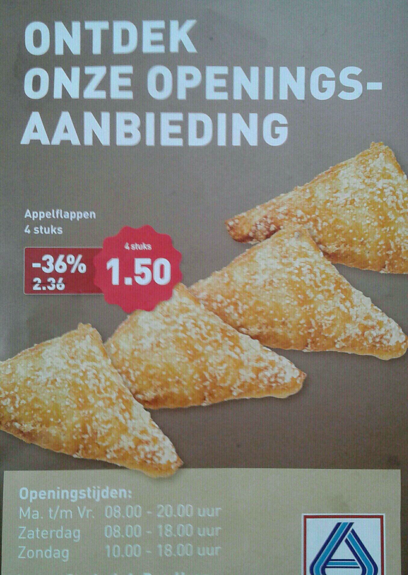 Heropening Aldi Den-Haag