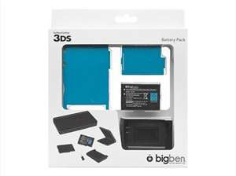 Big Ben Charger + Battery + Cover (3DS) voor €5 @ Media Markt