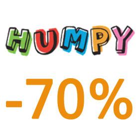 Alle merk kinderkleding sale 70% korting @ Humpy