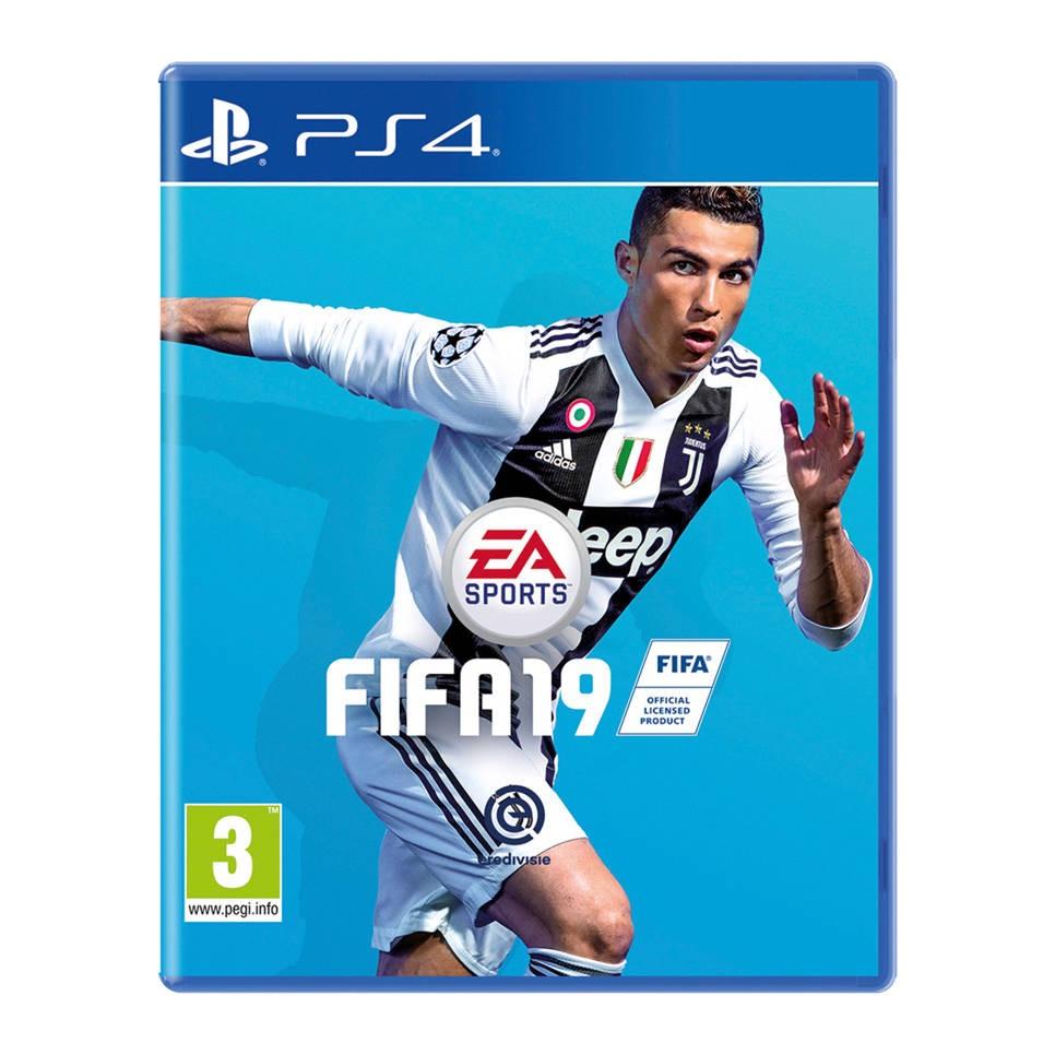 FIFA 19 PS4/XB1 voor €52,45 @ Wehkamp