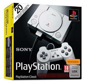 PlayStation Classic voor €99,98 @ Game Mania