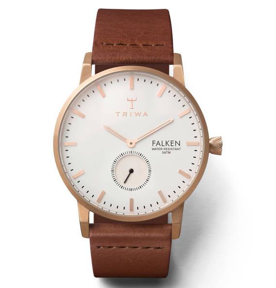 Triwa Rose Falken unisex horloge - 70% @ Hudson's Bay