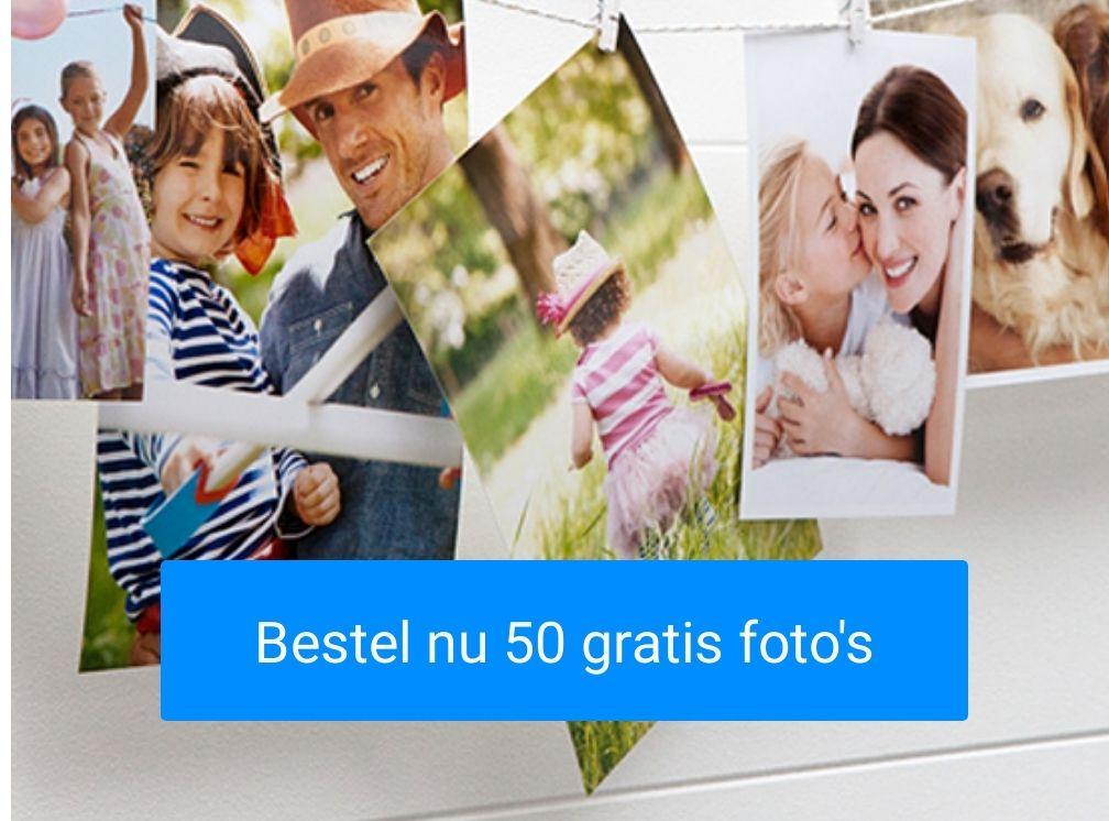 Smartphoto welkomstcadeau: 50 gratis foto's!