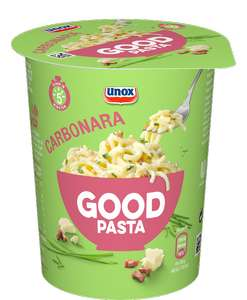 Gratis Unox Good Pasta cup (Locaties)