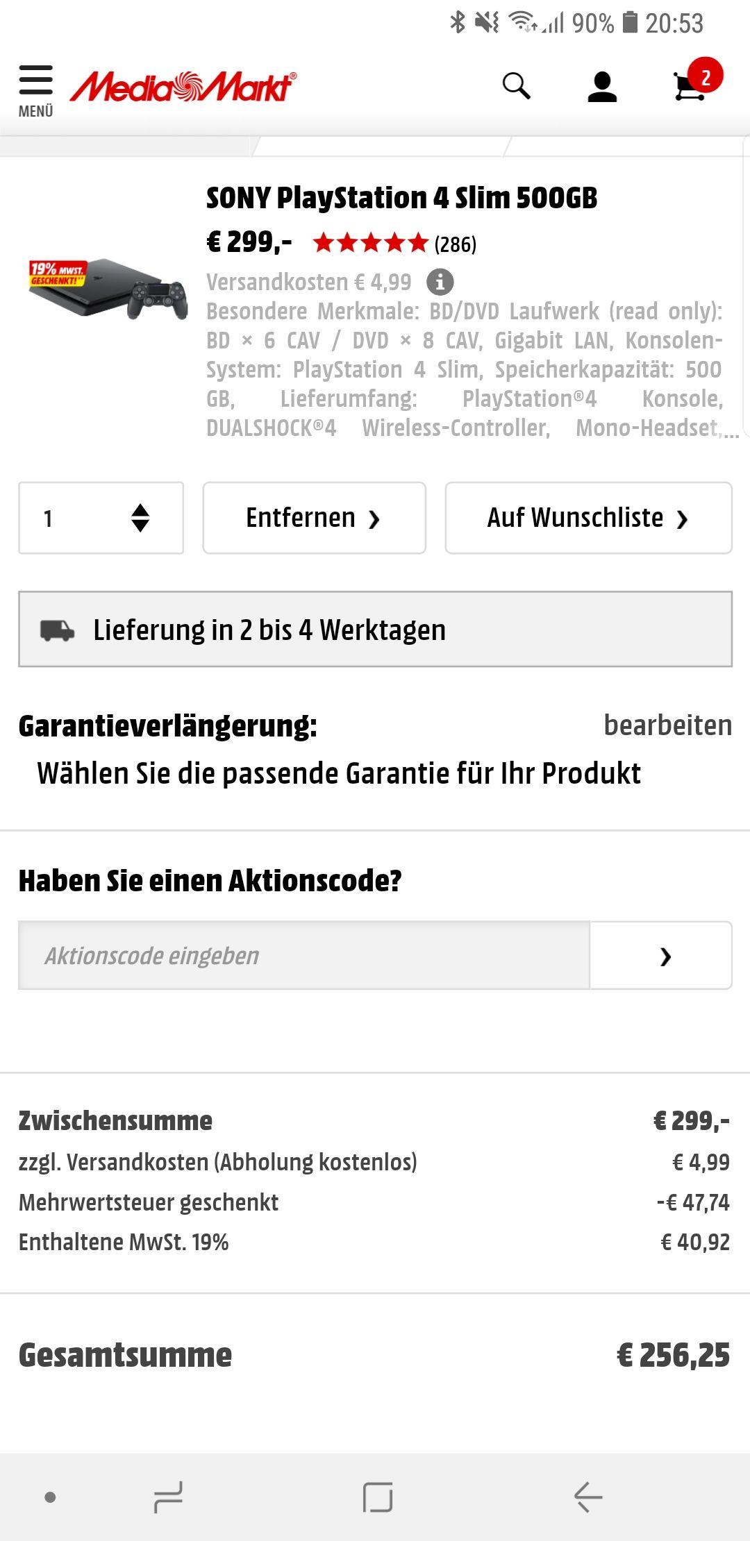 -19% Btw dagen Duitse MM (grensdeal)