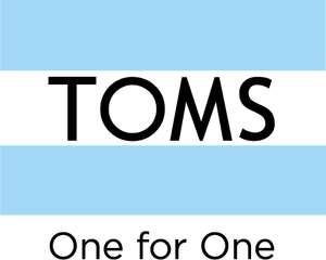 25% extra korting TOMS outlet