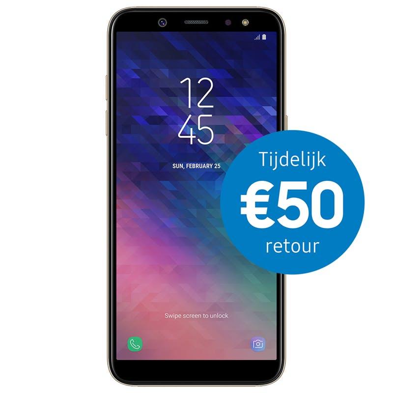 Samsung Galaxy A6 bij Mobiel.nl