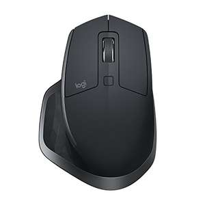 Logitech MX Master 2S Draadloze muis/Bluetooth-muis voor Mac en Windows