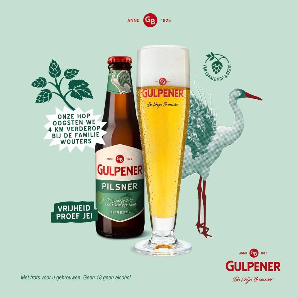 Gulpener kratten Bier 1+1 gratis bij Mitra (€8,50 per krat)