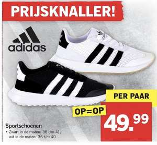 Adidas sportschoenen  @ Lidl