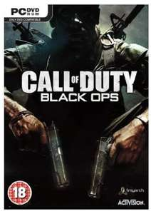 Call of Duty: Black Ops PC (Steam) @cdkeys