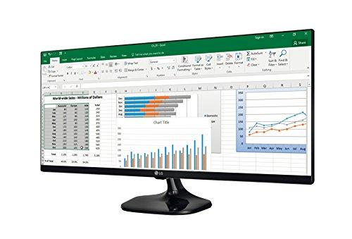 """LG 25UM58-P monitor 25"""" voor €93,- (21:9 UltraWide, AH-IPS, 75Hz) [Amazon IT]"""