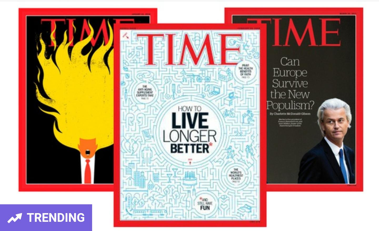 Time magazine goedkoop abonnement met extra kortingscode