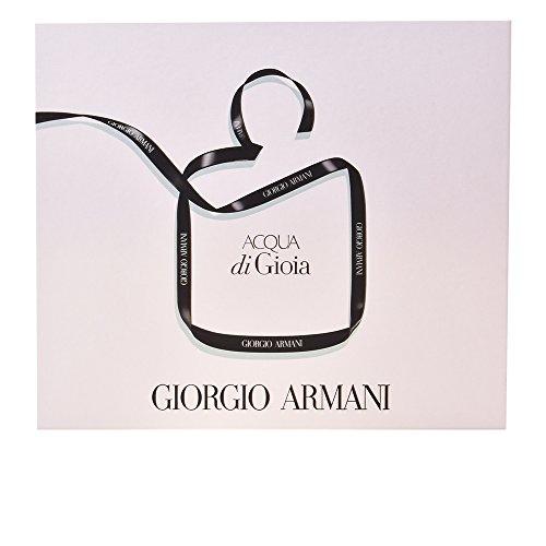 Giorgio Armani Acqua Di Gioia Gift set (100 ml) voor €41,68 @ Amazon.es