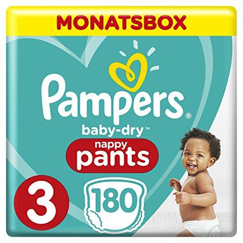 Maandbox Pampers Baby dry pants voor € 28,49