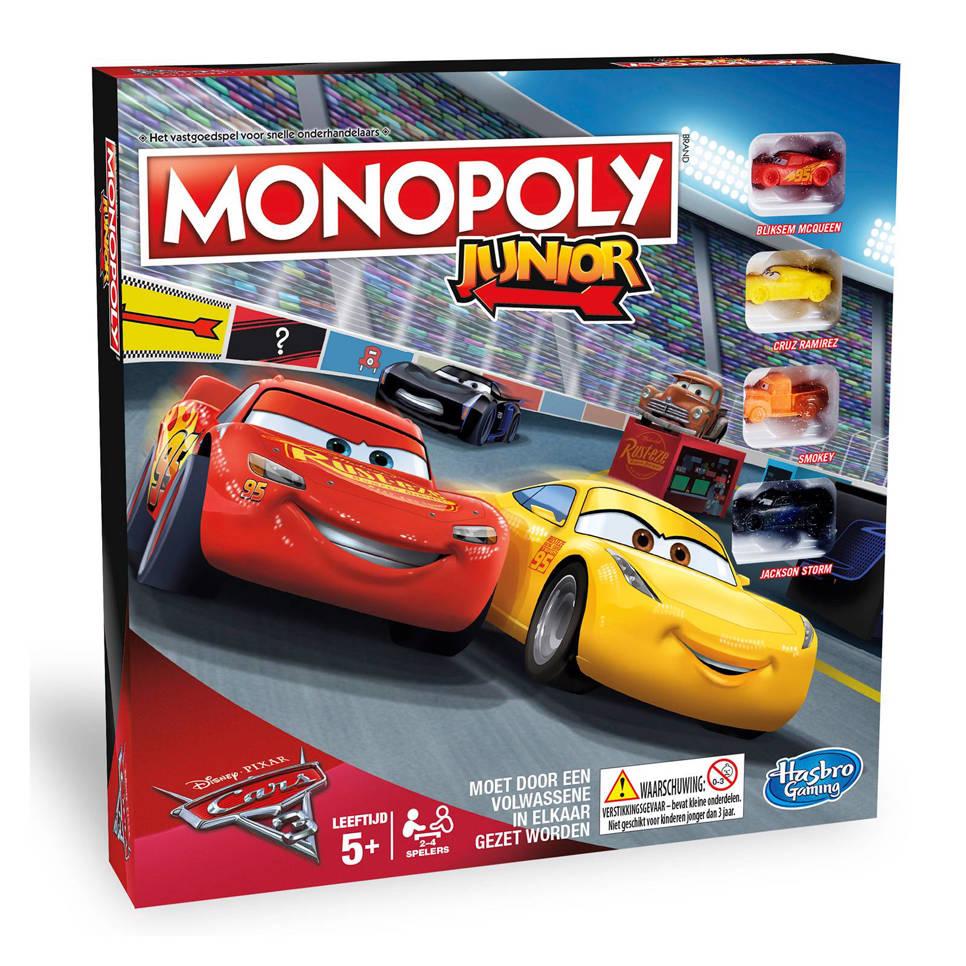 Monopoly Junior Cars 3 bordspel €7,95 @ Wehkamp