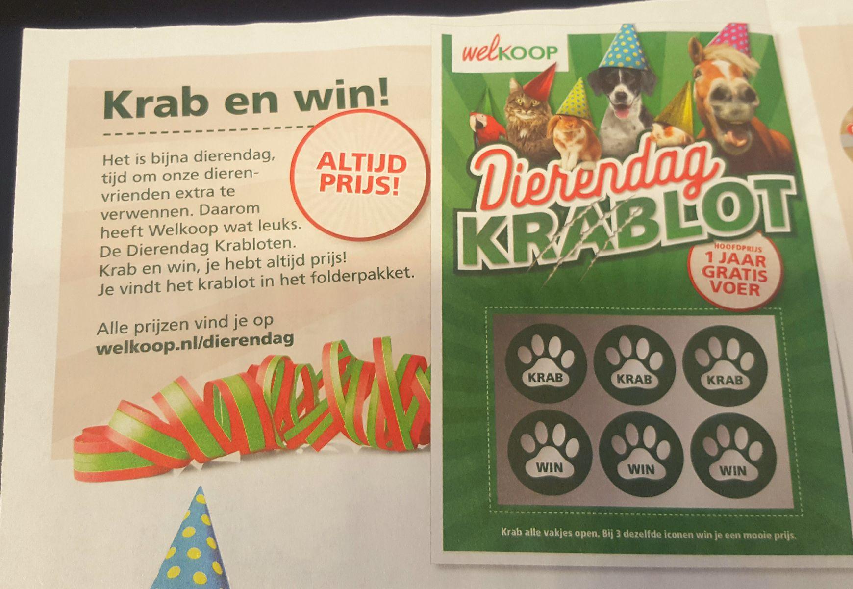 Gratis Krablot