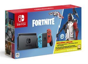Nintendo Switch Fortnite bundel voor €309 @ Game Mania