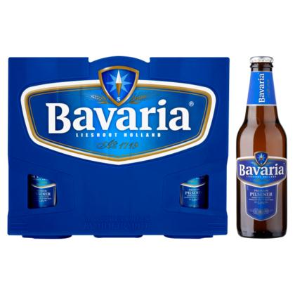 3 kratten Bavaria (12 flesjes) voor €9,99 @ Plus