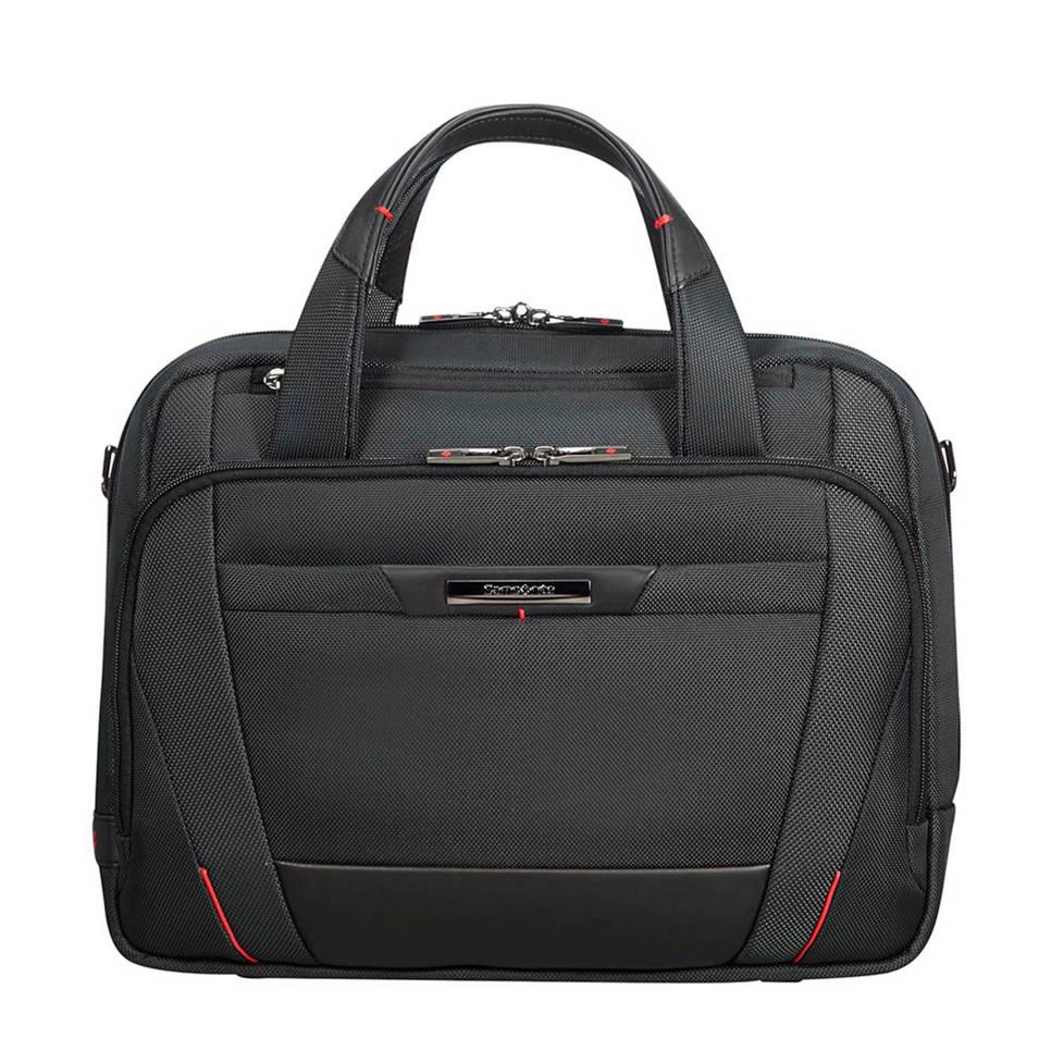 Samsonite Pro-DLX5 14 inch laptoptas voor €59,95 @ Wehkamp