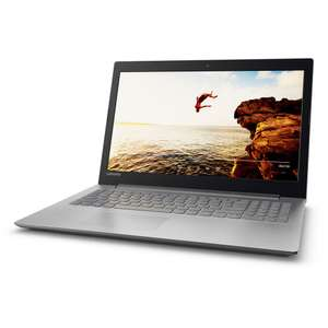 Lenovo Laptop IP 320-15IKBN GRI - 15.6 inch - Core i5 - 8GB RAM - 128GB SSD + 1TB HDD bij Staples