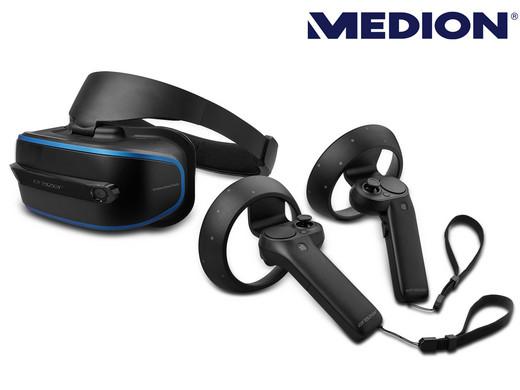 Medion Erazer X1000 Mixed Reality Headset voor €205,90 @ iBOOD