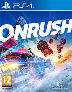 ONRUSH Day One Edition (PS4) voor €16,66 @ eBay/TheGameCollection