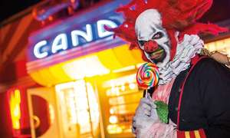 Movie Park: Halloween Horror Fest  @ Groupon