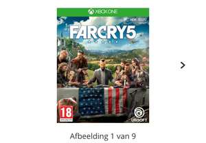 Far Cry 5 - Standard Edition Xbox One €33,00 || Bol.com