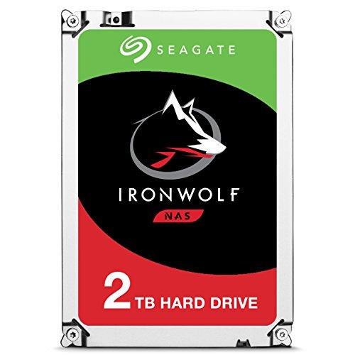 Seagate IronWolf 2 TB (NAS drives)