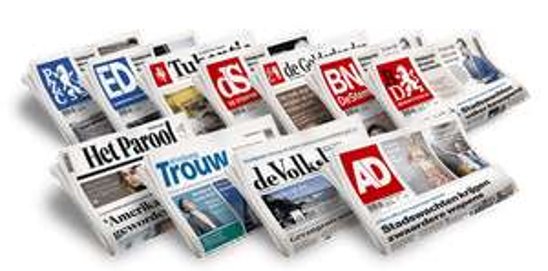 Tot 6 weken gratis krant @krant.nl