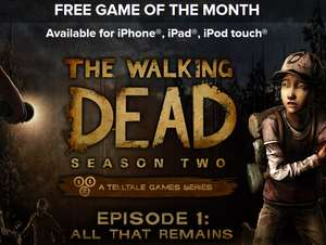 The Walking Dead: The Game Seizoen 2 Episode 1 (iOS) gratis @ IGN