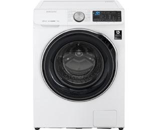 Tot €350 cashback bij een Samsung wasmachine of was-droger