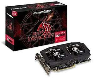 PowerColor Red Dragon RX 5808GB