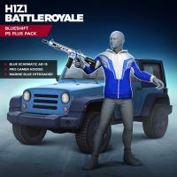 Gratis PlayStation®Plus-Blueshift Pack voor H1Z1: Battle Royale (PS4) @ PSN