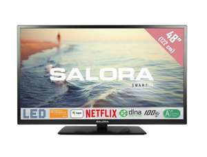 Salora 48FSB500 Smart TV voor €210 @ PlatteTVdiscounter