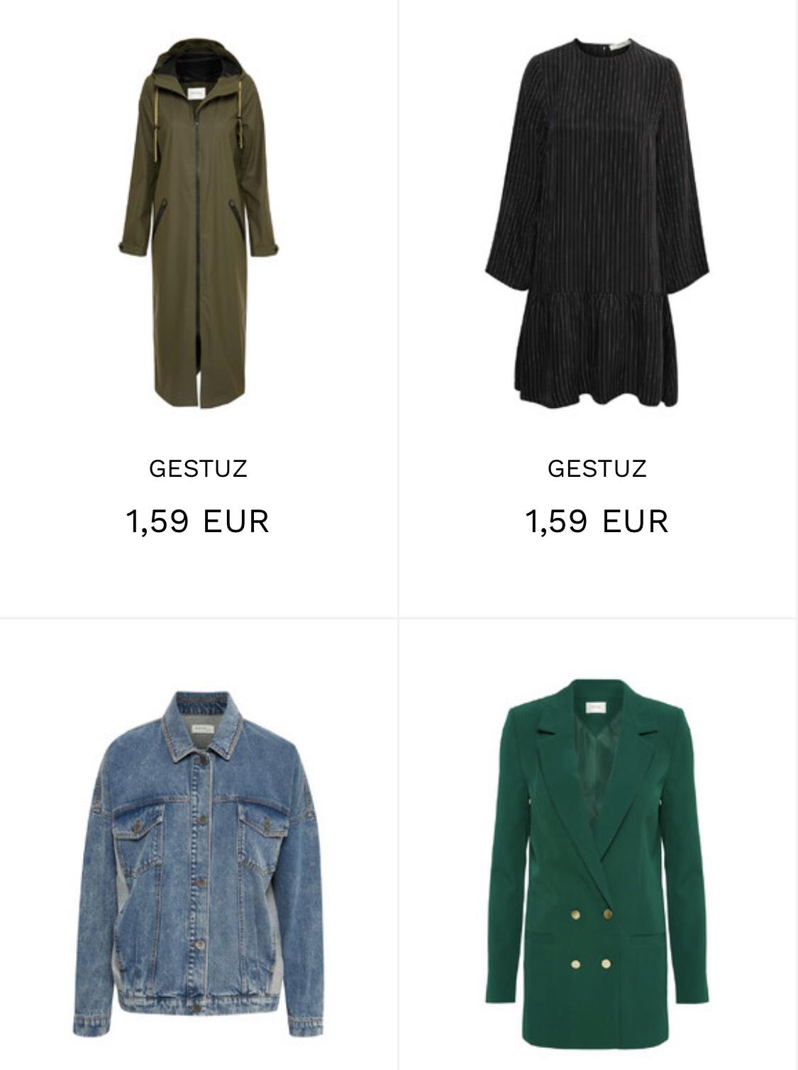 [prijsfout] Verschillende Gestuz kleding @miinto