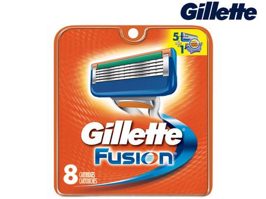Gillette Fusion 8x