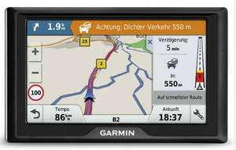 autonav: GARMIN europa 5inch met gratis verkeersinfo. via lidl. -28%.