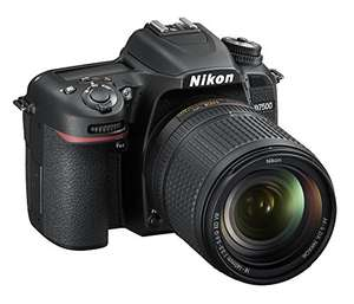 Nikon D7500 + 18-140mm lens bij Amazon.de
