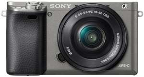 20% korting op Sony camera's en objectieven @Amazon.de