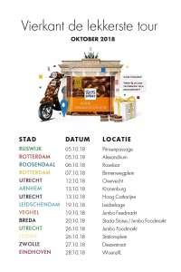 Gratis Ritter Sport Nut-selection (Locaties)