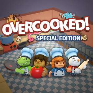 Overcooked: Special Edition (Switch) voor €9,99 @ eShop