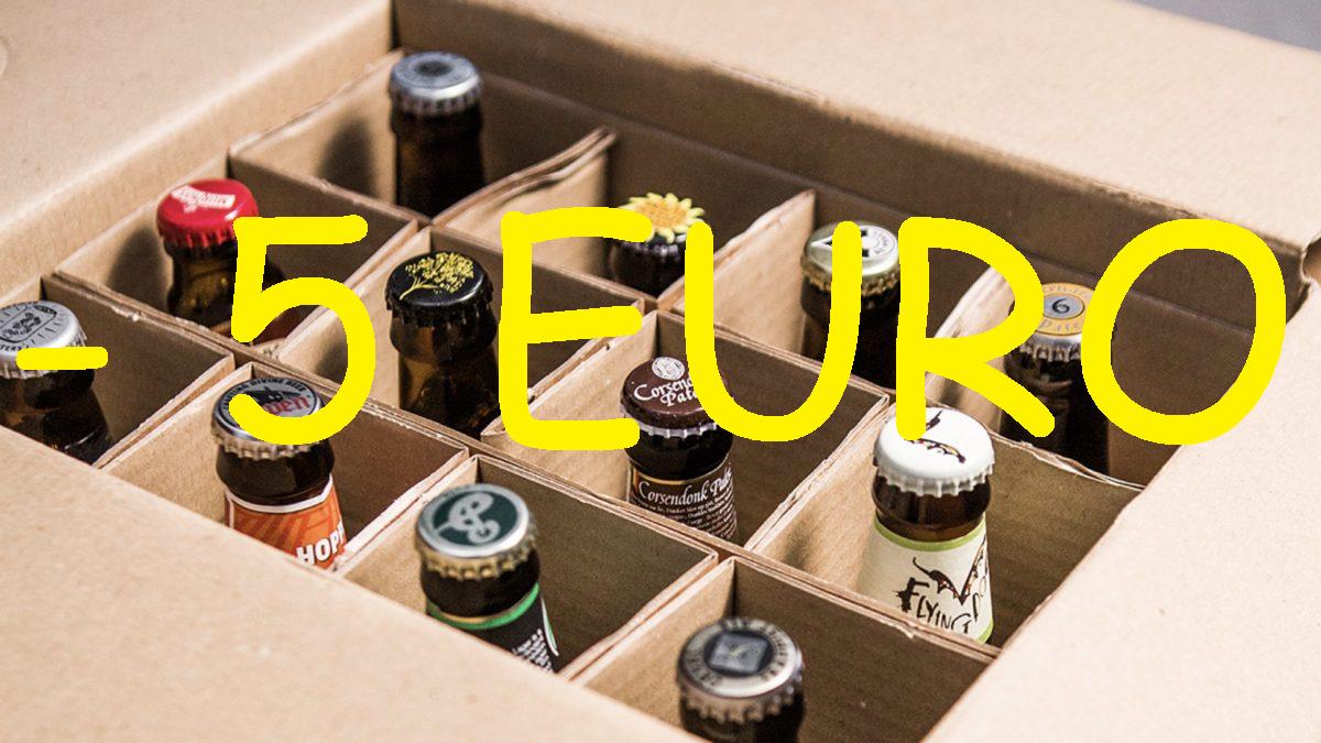 Nog een BEERWULF €5 kortingscode