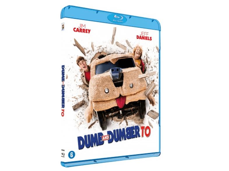 Dumb And Dumber To | Blu-ray voor €3,99 @ Media Markt
